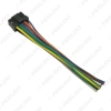 Picture of Universal 16Pin Car Wire Harness Adapter Connector Plug Into Car DVD CD Radio Stereo