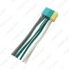 Picture of Car Radio Audio Wire Harness Adapter For Volkswagen Polo/Bora/Passat/Golf/Santana Skoda CD Power Wire Cable Plug