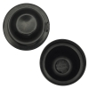 Picture of 2X Waterproof Universal Car HID LED Headlight Dustproof Cover Rubber Sealing Cap Headlamp Cover H-55mm D-65mm