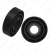 Picture of 2X Universal Waterproof Car HID LED Headlight Dustproof Cover Rubber Sealing Headlamp Cap 95/80/70/40/25mm Height