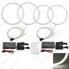 Picture of Car CCFL Angel Eyes Light Halo Rings Kits Headlight For Toyota Corolla 01-04 DRL Car Styling