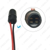Picture of 20PCS Car T10 W5W 147 501 LED Light Socket Connector Extension Wedge Light Base Holder For Car Styling