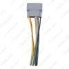 Picture of Car Stereo Wiring Harness Adapter Female Plug For Jeep Wrangler/Compass OEM Factory Audio Wire Cable