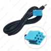 Picture of Car Stereo Female 3.5mm Audio Aux Input Cable Adaptet For VW Golf Passat B5 Bora Polo Blaupunkt