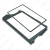 Picture of Car Refitting 2DIN Radio Stereo DVD Frame Fascia Dash Panel Installation Kits For SSangyong Actyon Kyron (LHD)