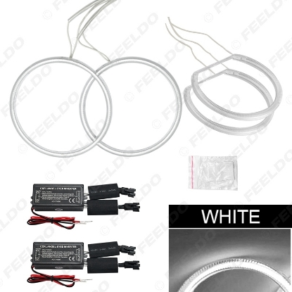 Picture of Car CCFL Angel Eyes Light Halo Rings Kits For Honda CRV 05-06 Car Styling Headlight