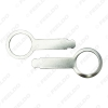 Picture of 2pcs Car CD DVD Stereo Radio Head Unit Removal Release Tool Keys Repair Tools Kit For Auto Audio