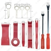 Picture of 19Pcs/Set Car DIY Removal Opening Auto Door Clip Radio Panel Interior Panel Trim Dashboard Removal Tool Pry Repair Kit