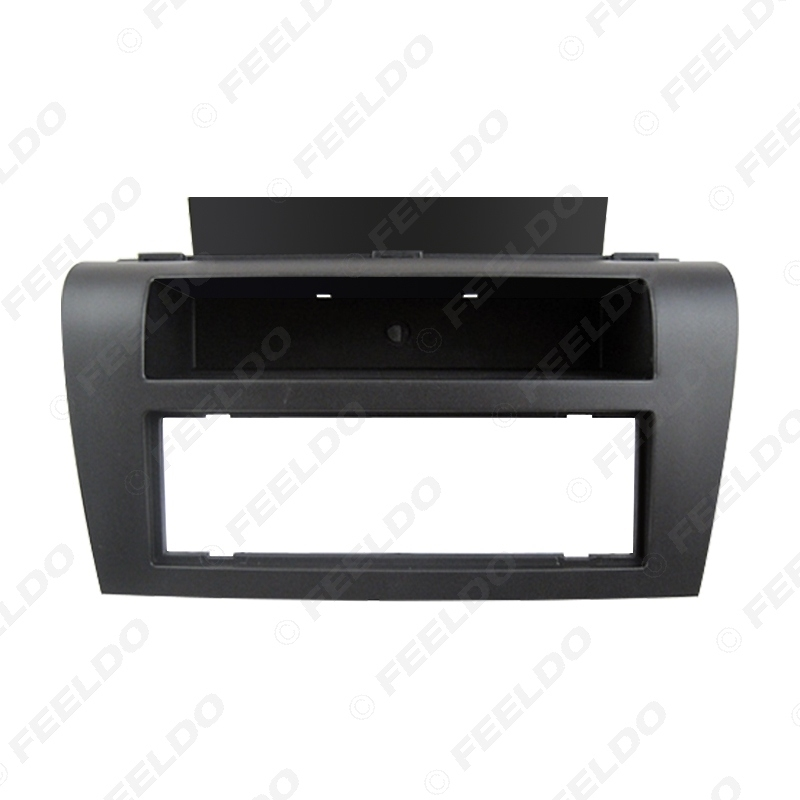 Picture of Car 1DIN Refitting Stereo Audio Fascia Frame For Mazda (3)/Axela Head Units Dash Panel Installation Kit