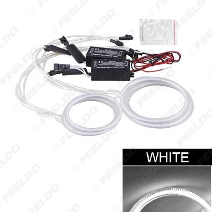 Picture of Car CCFL Angel Eyes Light Halo Rings Kits For Hyundai Tiburon/Sonata/i30 Car Styling Headlight
