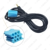 Picture of Car CD Radio Audio 3.5mm 8-Pin AUX Plug Cable Input Adapter for Mercedes Benz Smart 450 AUX Wire Cable