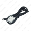 Picture of Car Radio Audio MP3 RCD510+ RCD310+ AUX-IN Adapter Cable for Volkswagen Passat B6 B7 CC Golf Polo 12-Pin Port AUX Wire Cable