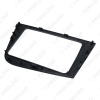 Picture of Gray Car 2 Din Audio Radio Fascia Frame for Seat Leon 2005-2011 Left Hand Driving LHD Dash Plate Panel Mount Kit