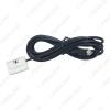 Picture of Car 12pin Female Interface Wire AUX Audio Input Cable For Peugeot 307/308/407/408/507 Citroen Triumph Sega C2/C5/RD4