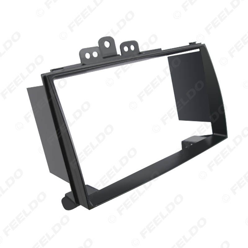 Picture of 2Din Car CD/DVD Radio Fascia Frame Installation Kit For Hyundai I-20 2008+ Stereo Dash Facde Panel Plate Frame Bezel