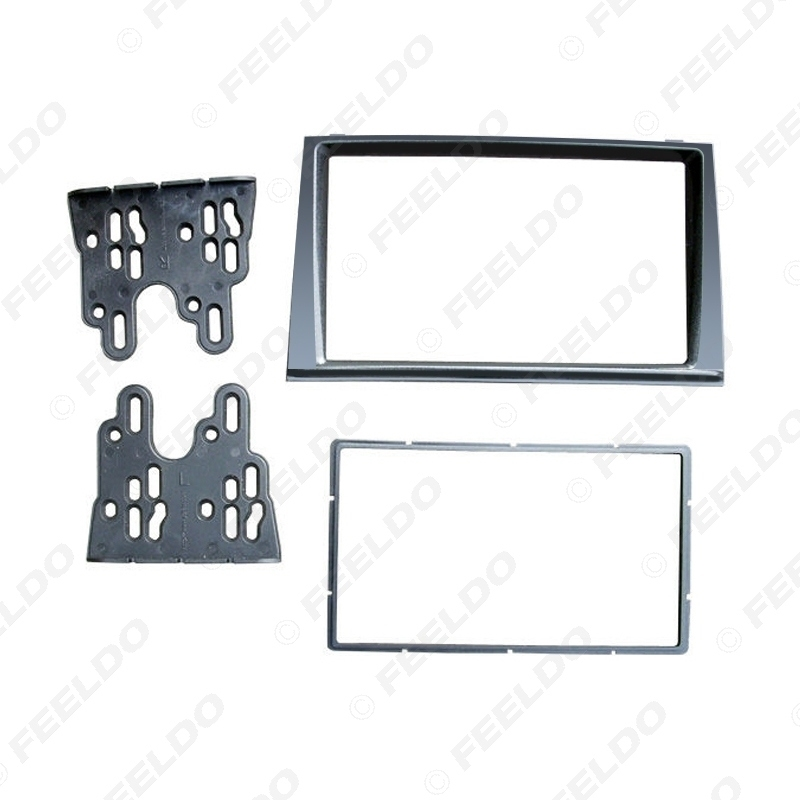Picture of Car Audio Radio 2DIN Panel Fascia Frame Trim for MITSUBISHI Colt/Colt Plus Stereo Plate Dash Mount Installation Kit