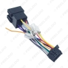Picture of Car Stereo Radio ISO 16-Pin PI100 Wire Harness Adapter For Pioneer 2003-on For Volkswagen Wire Connector Into Car Cable
