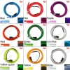 Picture of 1M Car Decoration Flexible Moulding EL Neon Glow Lighting Rope Strip With Fin And Cigar/Cigarette Lighter 9-color