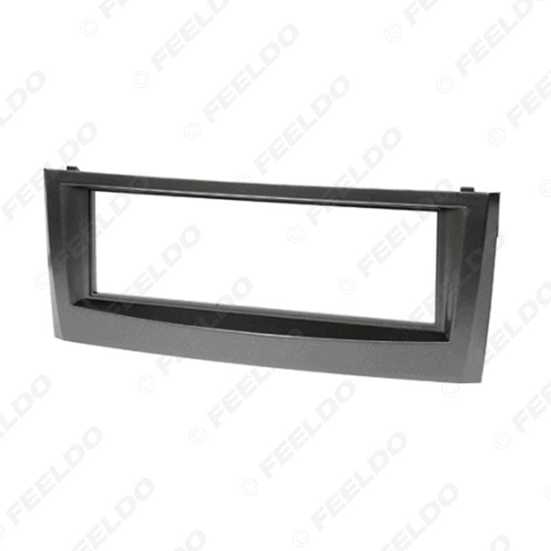 Picture of Car 1Din 183*53mm CD Radio Panel Fascia Frame For FIAT Punto(199/310) Linea(323) Stereo Frame Dashboard Bezel Trim Kit