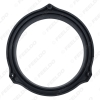 """Picture of 2pcs/set 6.5"""" Car Front Door Speaker Spacer Solid Modified Rings for Ford Focus Audio Pad Mat Plate Loudspeaker Brackets"""