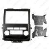 Picture of Black 2DIN Car Radio Panel Fascia Frame for Nissan Frontier Xterra 09-12 Suzuki Equator Stereo Dash Audio Fitting Adaptor Frame