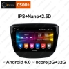 """Picture of 9"""" 2.5D Nano IPS Screen Android 6.0 Octa Core/DDR3 2G/32G/4G LTE Car Media Player With GPS/FM/AM RDS Radio/Bluetooth /Mirror Link/USB/SD For CAVALIER 2016-2018"""