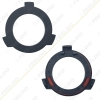Picture of 2x H7 LED Headlight Bulb Holder Adapters For OPEL Astra G Honda CR-V Mazda Car Styling LED light Clip Retainer Base