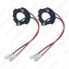 Picture of 2x Car H7 LED Headlight Bulb Retainers Clip Holder For Volkswagen Golf5 MK5 GTI Jetta LED Bulb Base Socket Adapter