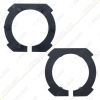 Picture of 2x Car LED Headlight Bulb Retainers Clip Holder for Mazda3 Mazda5 Mazda6 H7 LED Bulb Base Adapter