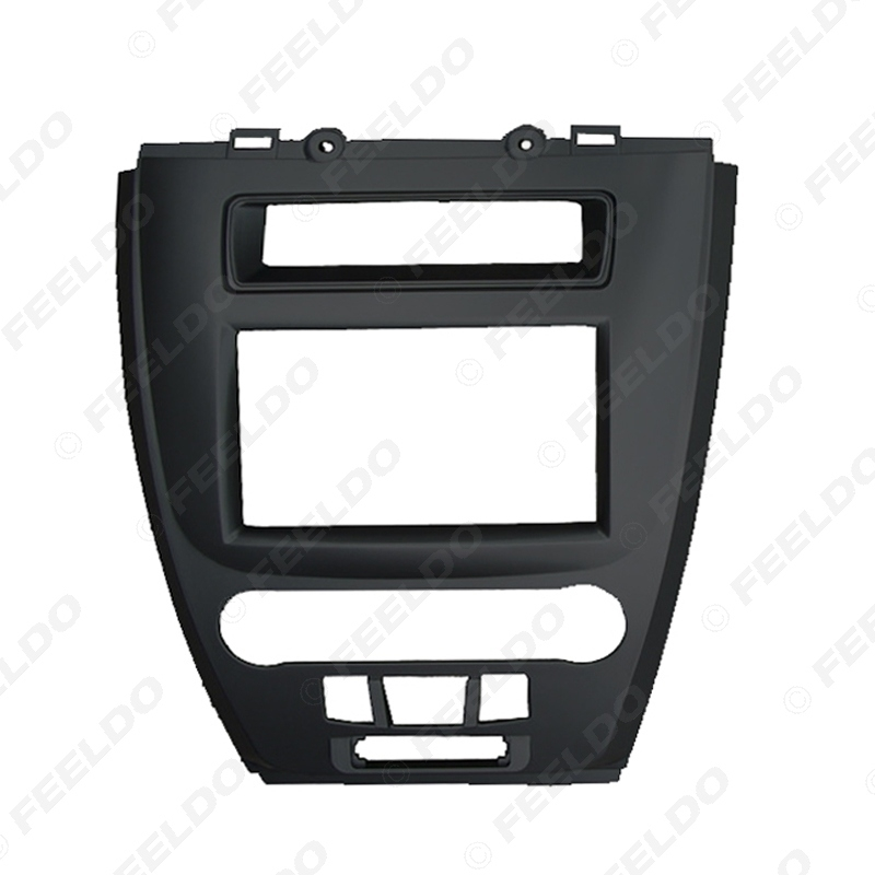 Picture of 2DIN Car Radio Panel Fascia Frame For FORD Fusion 2009-2012 Stereo Refitting Dash Mount DVD Player Fitting Frame Trim Kit