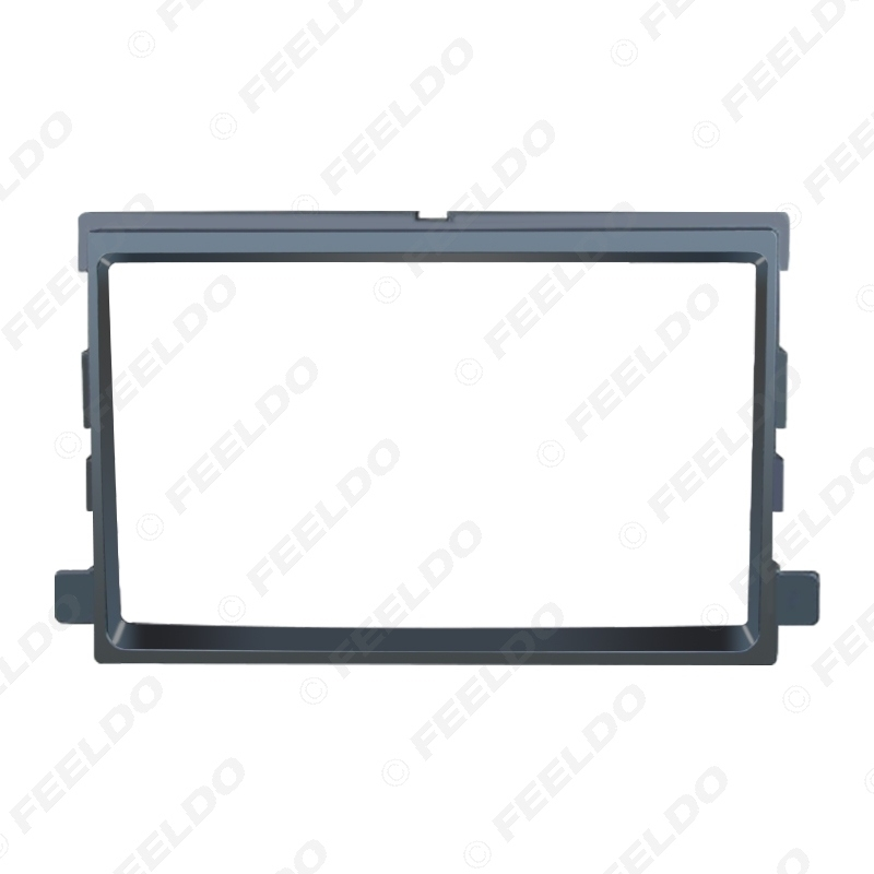 Picture of Car Radio Audio Fascia Frame For Fusion Edge Mustang Mercury Stereo Dash Panel Plate Frame Installation Mount Kit