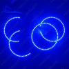 Picture of 4pcs/set Car LED RGB Angel Eyes Halo Ring Light Wireless Remote for Lexus IS200/300/Toyota Altezza/Altezza Gita (Japan)