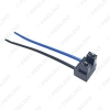 Picture of Car H7 Halogen LED HID Bulb Connector Female Sockets AutoBulb Connectors Lamp Wiring Harness