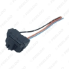 Picture of Auto Car Truck H4 Headlight Extension Light Connector Plug Socket Adapter H4 LED HID Light Wiring Harness