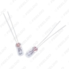 Picture of Car T3 12V 30MA Halogen Bulb External Halogen Lamp Replacement Dashboard Bulb Light Warm White