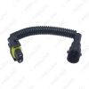 Picture of Auto H11 LED HID Headlight Wiring Cable Connector Plug Lamp Bulb Socket Wire Adapter Holder