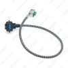 Picture of Car HID Xenon Bulb Ballast High Voltage Wire Harness for D1S D1 D3 D3S Xenon Headlight Relay Cable Adapter