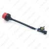 Picture of Car D2S D2R D2C D4S Headlight Socket Wiring Harness AMP Wire Relay Connector HID Ballasts Bulb Light Adapter