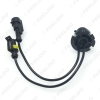 Picture of Car HID Xenon Headlight Bulb Lamp Ballast Wire Harness D2S D2R D2C D4S D4R D4S Socket Holder Wiring Coversion Cable