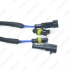 Picture of Car HID Xenon AMP Extension Cable Wire Harness Adapters For High Voltage Ballast Headlamp Light Bulbs Wire