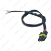 Picture of Car H11-Pin Kits To 9005/9006 Female Power Cable HID Conversion Kit Xenon Lamp Bulb Power Wire Harness Plug