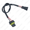 Picture of 12V Auto H11 To 9005/9006 Plug Power Cable HID Conversion Kit Xenon Lamp Bulb Power Wire Harness