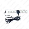 Picture of Car 12V Internal Digital Antenna AM/FM Auto Raido Antenna Aerial Signal Enhanced Antenna With Amplifier