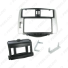 Picture of Car 2Din Radio Fascia Frame Adapter for Toyota Prado GX 150 (LHD) 2010 Stereo Refitting Dash Mount Kit Frame Panel