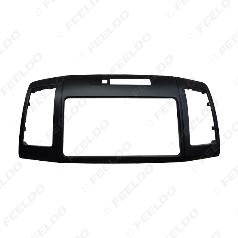 Picture of Car Stereo 2Din Panel Fascia Frame Adapter For Toyota Allion Premio Audio Dash Facia Trim Refitting Kit