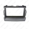 Picture of Car Refitting 2Din CD/DVD Panel Fascia Frame For Toyota Tundra 2014+ Audio Dash Facia Trim Installation Kit