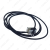 Picture of Car 3.5mm Female To AUX-IN Audio Wire Cable Adapter for Audi A4 A3 A6 TT A8 S4 Extension Plug Wiring