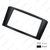 Picture of Car Stereo Radio DVD Fascia Frame Adapter for TOYOTA Avensis 2Din Dash Panel Mounting Installation Trim Kit