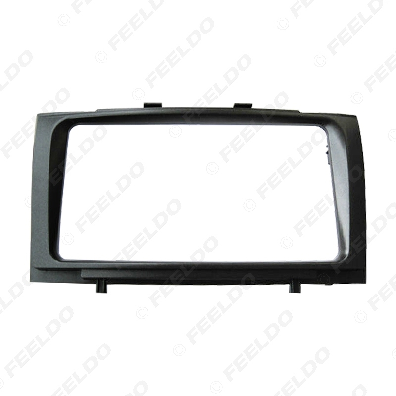 Picture of 2DIN Car Stereo Fascia Frame Adapter for Toyota Avensis (T270) Audio Facia Panel Frame Dashboard Trim Kit