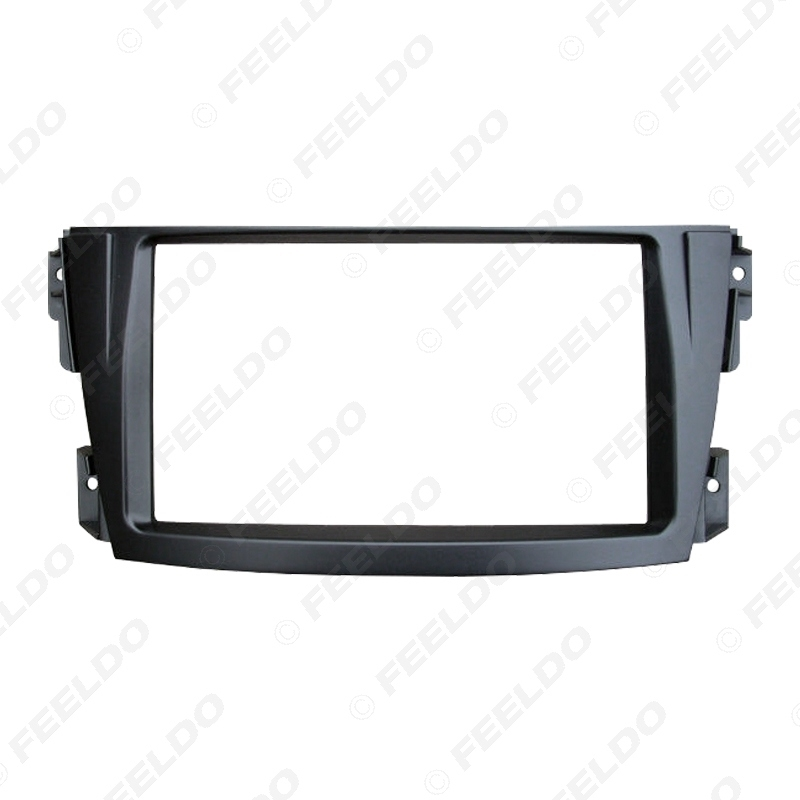 Picture of 2DIN Car Fascia Frame Adapter for TOYOTA Caldina (T240) 02-07 Stereo Facia Panel Frame Dashboard Refitting Trim